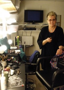 Behind the scenes of Sewing With Nancy Zieman