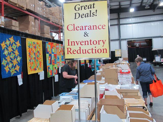 Nancy Zieman Nancy's Notions Sewing Weekend Expo 2012