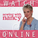 watching Sewing With Nancy online