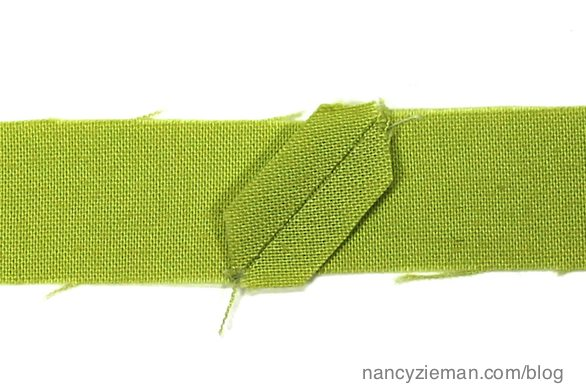 Nancy Zieman How to Sew a Table Runner