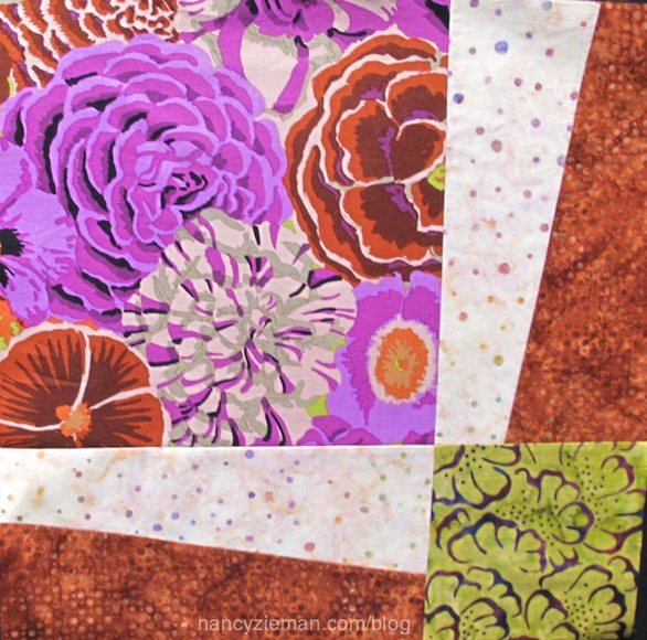 Sew Big Block Quilts. As seen on Sewing With Nancy Zieman and Debbie Bowles