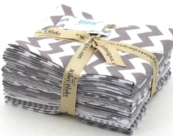 riley blake basic variety gray fat quarter pack