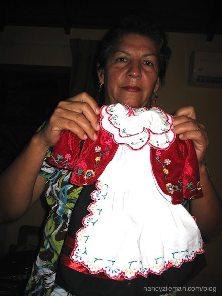 Partners of the Americas Wisconsin Nicaragua Project Sewing With Nancy