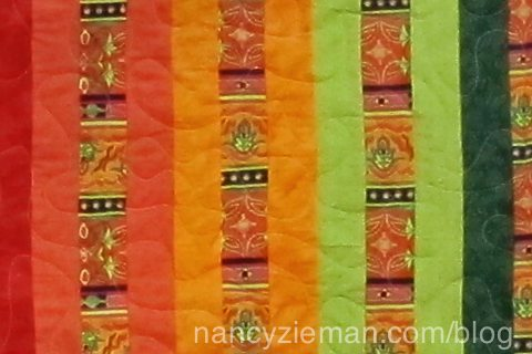 Quilt to Give, how to make an attractive yet easy twin-sized quilt