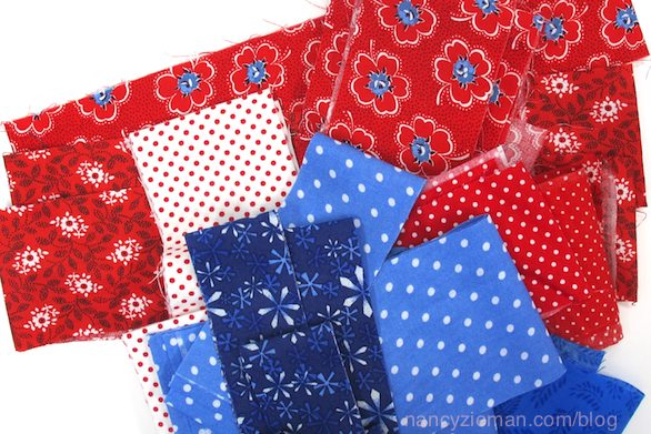 Quilt to Give. How to sew and easy twin-sized quilt