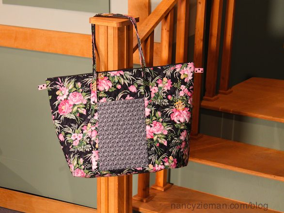 Sew Simple With Rectangles and Squares, a new 3-part series on Sewing With Nancy.