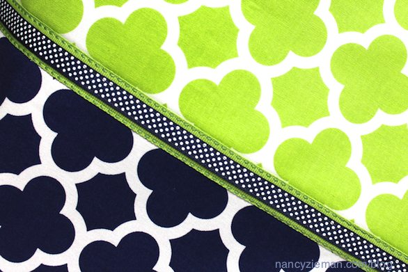 How to sew handbags by Nancy Zieman