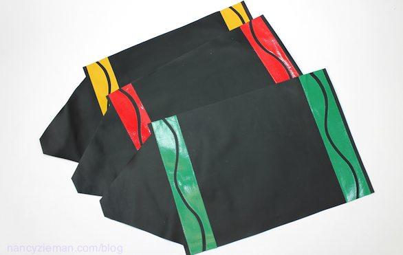Nancy Zieman webcast November 22, 2014, how to sew with chalkboard fabric