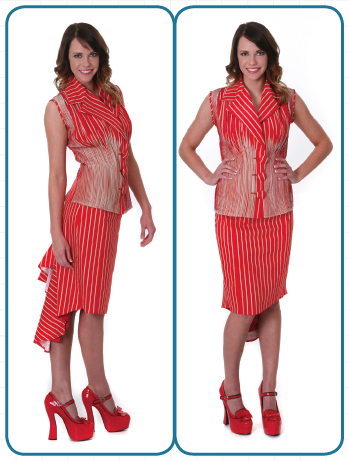 Create the Perfect Fit by Joi Mahon as seen on Nancy Zieman's Blog