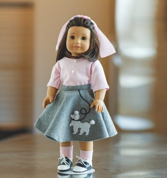 Doll Costume Dress Up as seen on Sewing With Nancy Zieman