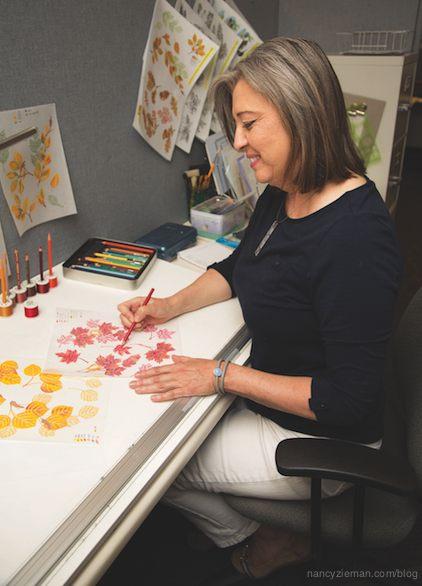 Nancy Zieman digitize embroidery designs