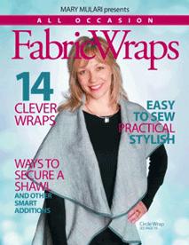 All Occasion Fabric Wraps book Mary Mulari & Nancy Zieman