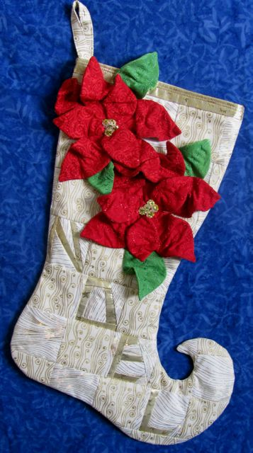04 Marjory P Noel Christmas Stocking for Nancy Zieman Blog