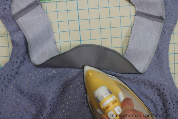 How to sew an invisible zipper by Nancy Zieman as seen on Sewing With Nancy