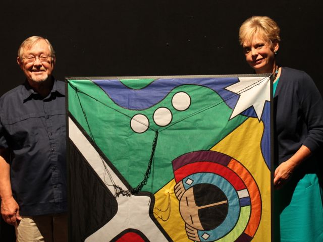 Sewing With Nancy Zieman and Kitemaker Paul Fieber