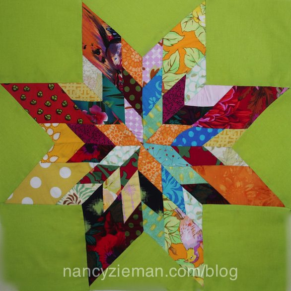 Double Wedding Ring Quilts/Victoria Findlay Wolfe/Sewing With Nancy