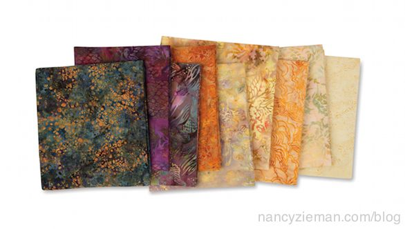 How to Sew Art Quilts on Sewing With Nancy with Nancy Zieman and Tammie Bowser