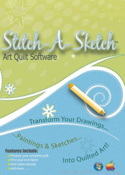 How to Sew Art Quilts on Sewing With Nancy with Tammie Bowser