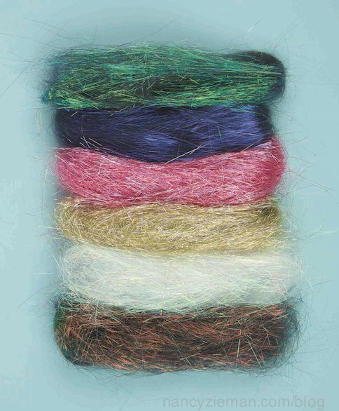 Angelina fibers