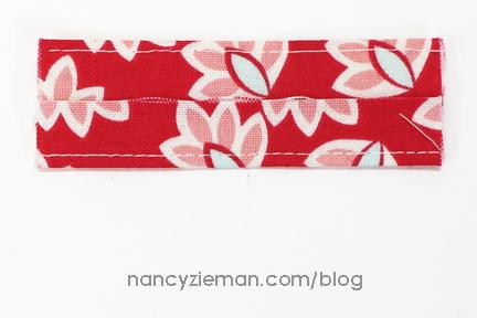 Pattern Weight Nancy Zieman StitchedLoop