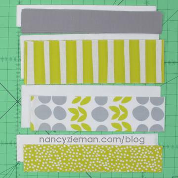 Heartbeat Quick Column Quilts Nancy Zieman 1