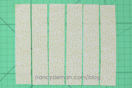 Heartbeat Quick Column Quilts Nancy Zieman 1b