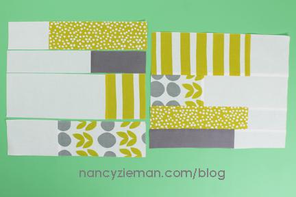 Heartbeat Quick Column Quilts Nancy Zieman 5