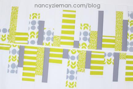 Heartbeat Quick Column Quilts Nancy Zieman 6