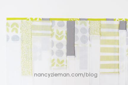 Heartbeat Quick Column Quilts Nancy Zieman 7