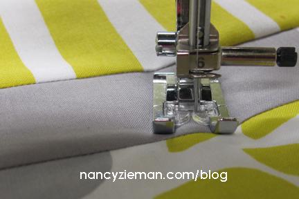Heartbeat Quick Column Quilts Nancy Zieman 9