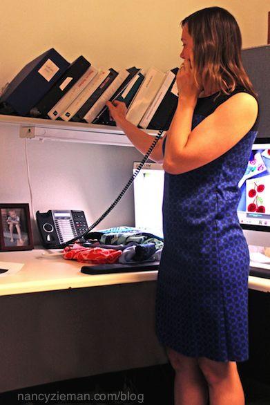 Join Nancy Zieman's Knit Dress Sew Along Featuring McCalls 7152