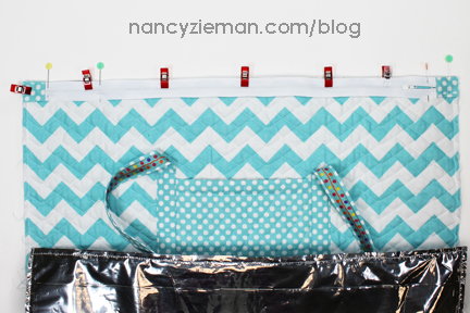 Insulated Tote Nancy Zieman 8