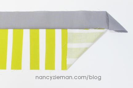 Nancy Zieman Scrappy Binding Tutorial 1