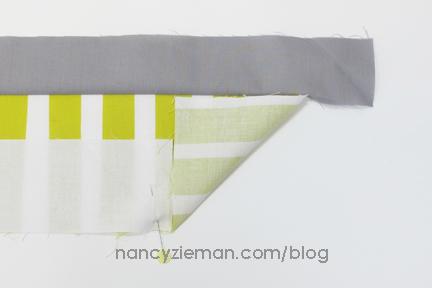 Nancy Zieman Scrappy Binding Tutorial 3