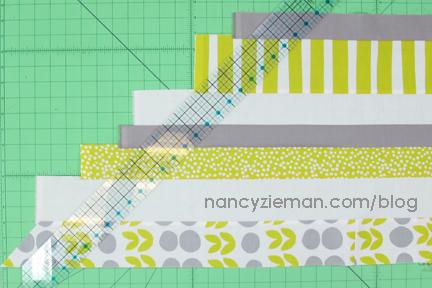 Nancy Zieman Scrappy Binding Tutorial 7