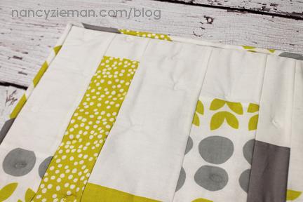Scrappy Binding | Quick Column Quilts | Nancy Zieman