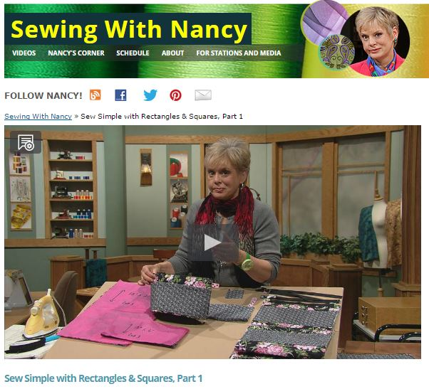 Sewing-With-Nancy-Weekender-Tote-Nancy-Zieman