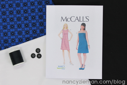1 Supplies Knit Dress Sew Along