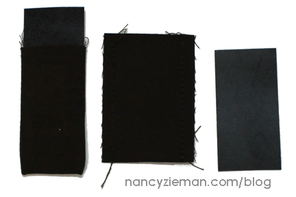 16 Red Ribbon City Bag Nancy Zieman