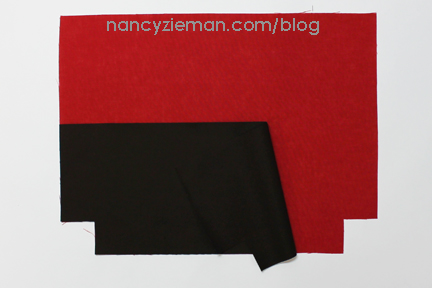 2 Red Ribbon City Bag Nancy Zieman
