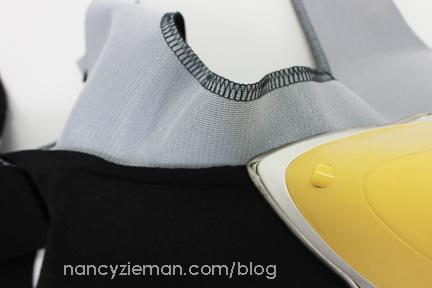 3 PressFacing Knit Dress Sew Along