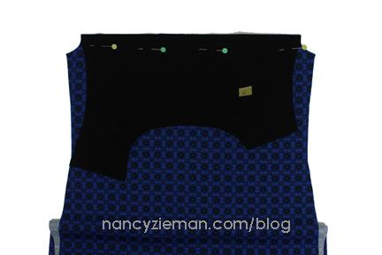 4 Pin Yoke Knit Dress Sew Along