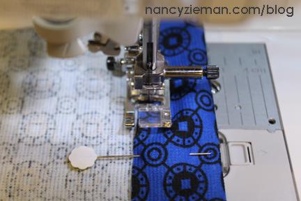 Hem Nancy Zieman Knit Dress Sew Along 2