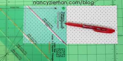 Lone Star Block BOM May Nancy Zieman 3
