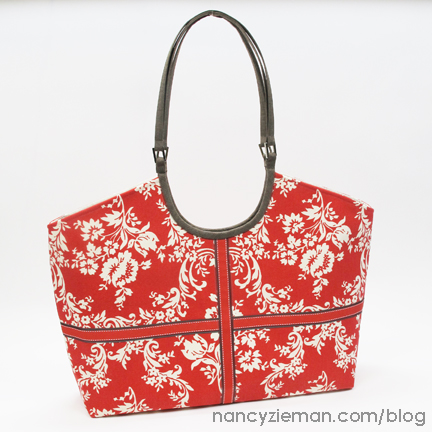 Nancy Zieman Hobo Tote Handle Upgrade 1