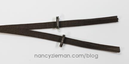 Nancy Zieman Hobo Tote Handle Upgrade 11