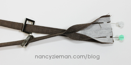 Nancy Zieman Hobo Tote Handle Upgrade 12