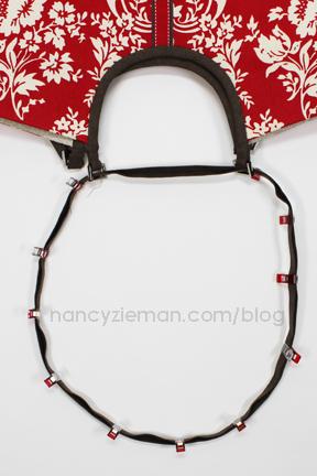 Nancy Zieman Hobo Tote Handle Upgrade 4
