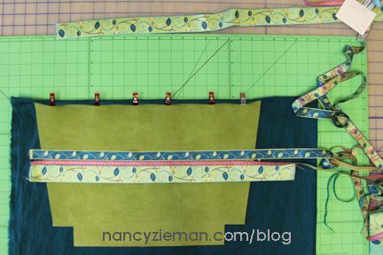 Ribbon City Tote Nancy Zieman 1