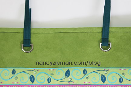 Ribbon City Tote Nancy Zieman 16